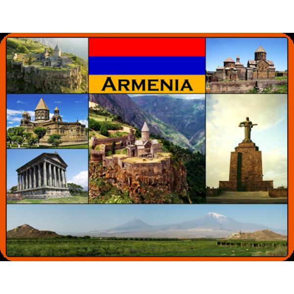 За январь – сентябрь 2016 года Армения приняла порядка 1 млн. туристов