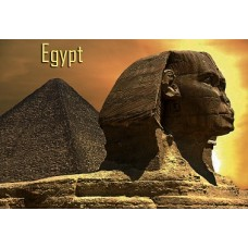 Fridge Magnet - Great Sphinx