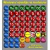 The magnetic calendar (set)